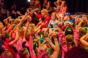 Lezen is een feest bij het Boekenbal in Stadsschouwburg de Harmonie